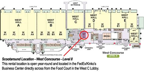 orange county convention center floor plan orange county convention center map my blog
