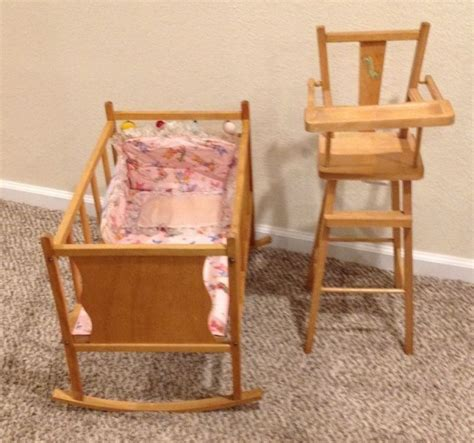 Baby Doll High Chair And Crib by Baby Doll High Chair And Crib Fisher Price Loving Family
