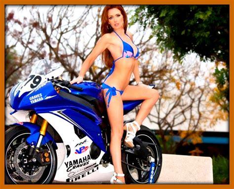 imagenes mujeres y motos imagenes de motos de lujo con mujeres para calendarios