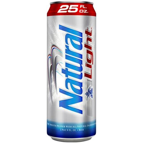 natural light natural light beer 25 fl oz walmart com