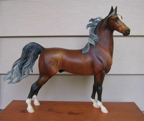 breyer american saddlebred stallion asb harmonie