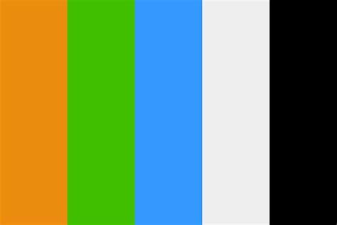 healthy color healthy color palette