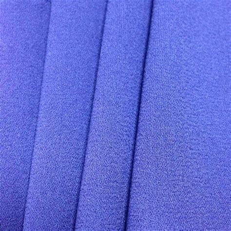 Kain Crep By Risky Textile 50d 68d ity moss crepe fabric garment fabric