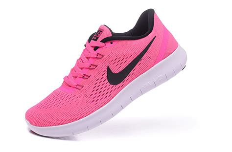 nike fren 5 0 pink black shoes for outlet factory