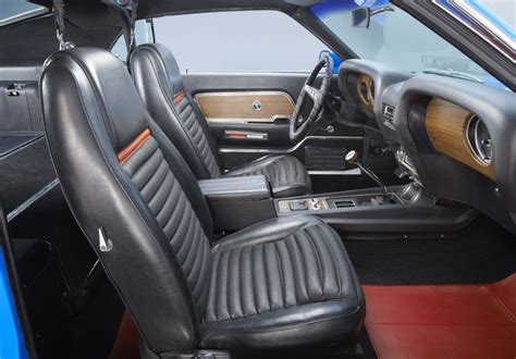 Shelby Gt Giveaway - 1969 ford mustang shelby gt500 interior from the 2014 mustang drea swedish fanatics