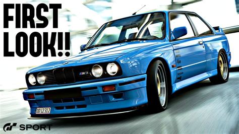 Bmw Scheibenaufkleber by Gt Sport Bmw E30 M3 Sport Evo Review Youtube