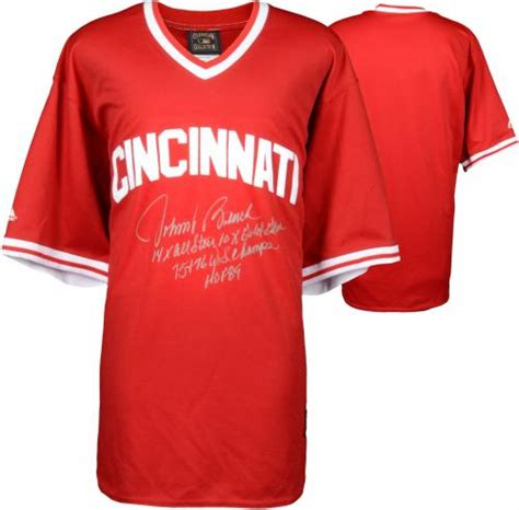 johnny bench memorabilia johnny bench sports memorabilia buying guide