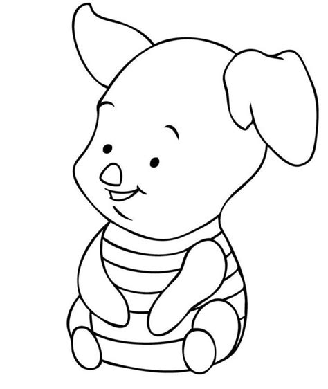 coloring pages disney winnie the pooh free disney coloring pages pin baby pooh coloring pages