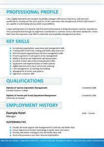 Resume Sles Australia by Cv En Anglais