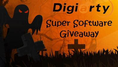 Halloween Software Giveaway - tag free software daves computer tips