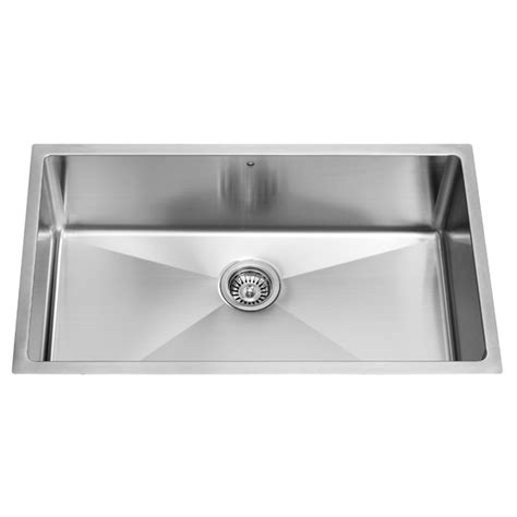 vigo industries vigo 32 inch undermount stainless steel