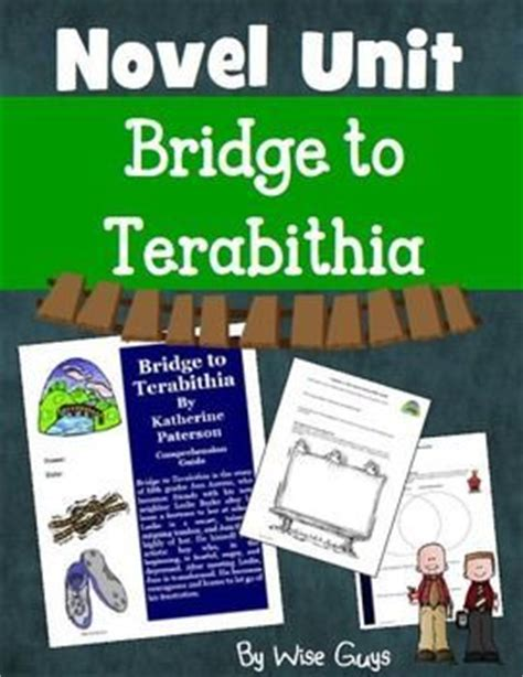 bridge to terabithia novel study guides for the teacher 509 best images about novel units for teachers on