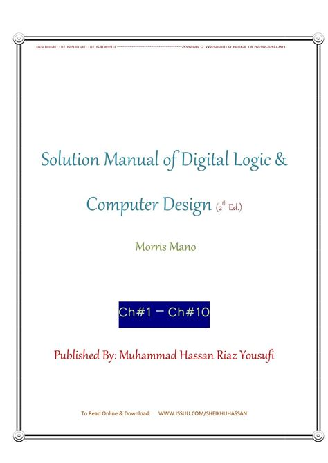 digital integrated circuits a design perspective 2nd edition digital integrated circuits 2nd edition solution manual pdf 28 images solution manual device