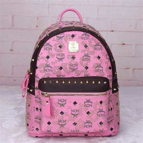 Measurement Luxury 3in1 Backpack mcm small backpack leopard tongding size 27 33 luxury bags