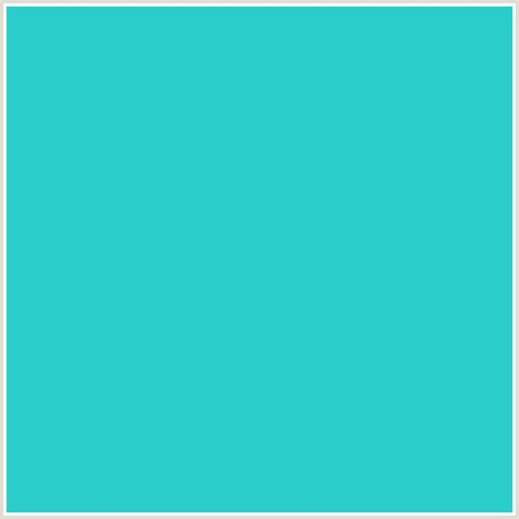 turquoise color 2acdc9 hex color rgb 42 205 201 aqua light blue
