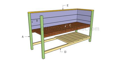 raised planter box plans howtospecialist   build