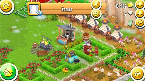 Day Yang Bagus Hay Day Farm Layouts Related Keywords Hay Day Farm