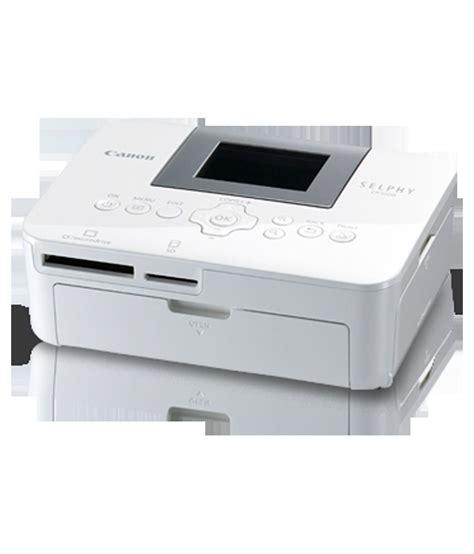 Printer Canon Selphy Cp1000 canon selphy cp1000 compact photo printer white buy canon selphy cp1000 compact photo