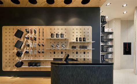 pattern wall display badass store by mim design chadstone australia 187 retail