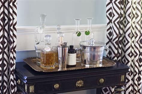 Kitchen Styles 2013 liquor tray photos design ideas remodel and decor lonny