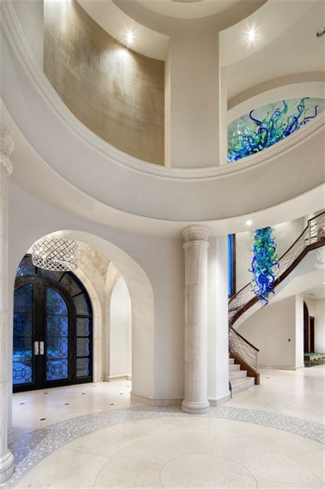Jauregui Architecture Interiors Construction by Italian Modern Entry By