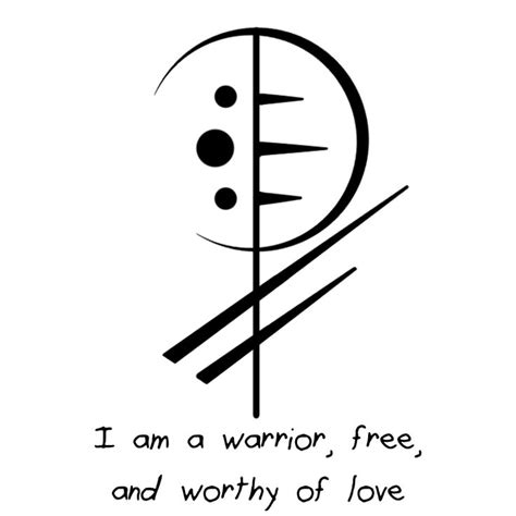 warrior symbol tattoos the 25 best warrior symbols ideas on warrior