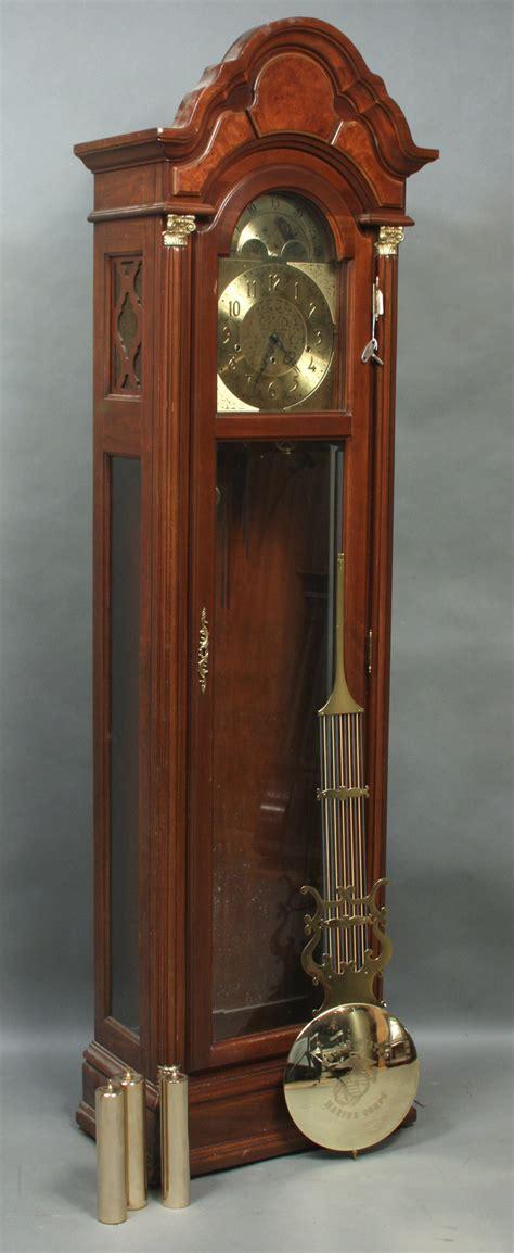 Woods Vintage Home Interiors antique grandfather clock d 233 cor