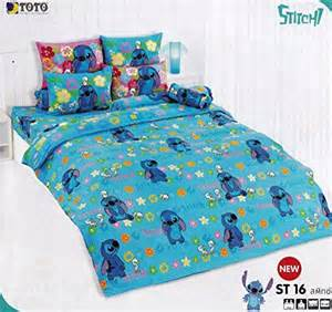 yes lilo and stitch bed fitted sheet set
