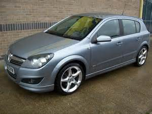 Vauxhall Astra 2008 For Sale Used 2008 Vauxhall Astra Hatchback 1 9 Cdti Sri 150bhp
