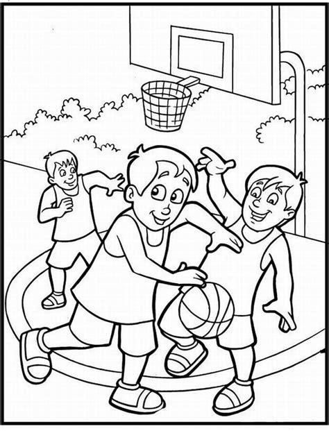 coloring pages basketball basketball coloring pages27 barnamyndir til a 240 lita