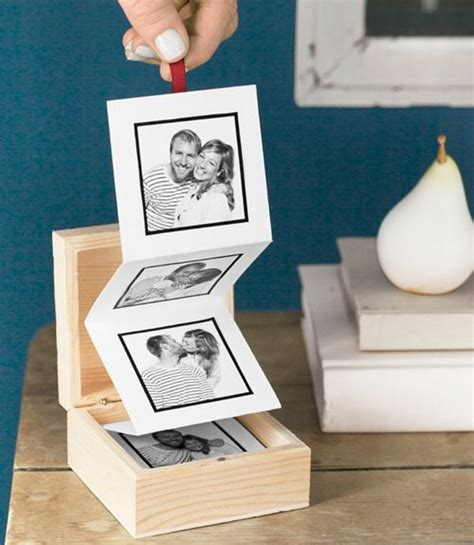 Handmade Photo Gifts - 20 diy photo gift ideas tutorials