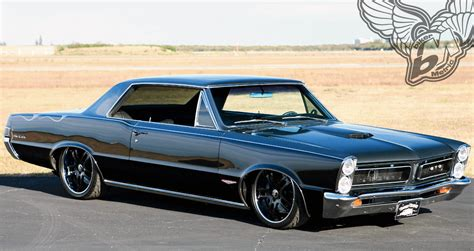 Car Pontiac by The Car Pontiac Gto Bikermetric
