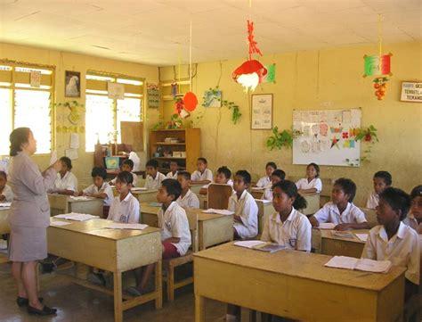 tata ruang kelas dalam belajar penerapan learning aktif melalui setting kelas yang