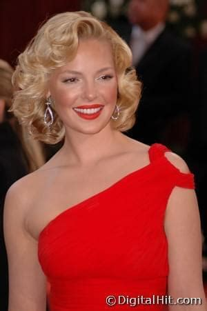 Katherine Heigl Looking Glam At The Academy Awards by Katherine Heigl 80th Annual Academy Awards 2008 Photo 225