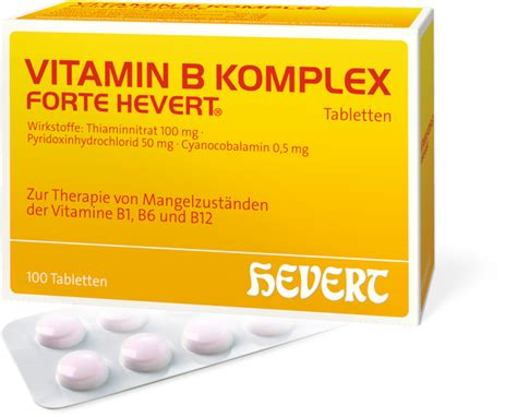 vitamin b wann einnehmen vitamin b komplex forte hevert hevert arzneimittel