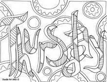 doodle name bea days of the week coloring pages color laminate magnets