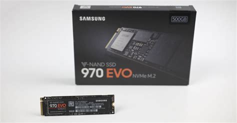 Samsung 970 Evo 500gb Samsung 970 Evo 500 Gb Review Techpowerup