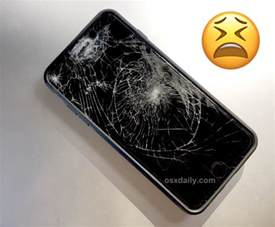 fix cracked iphone screen broken iphone screen here s how to repair get it fixed
