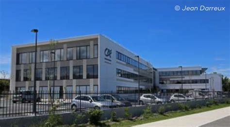 siege social credit agricole toulouse ecomnews toulouse le nouveau si 232 ge du credit agricole