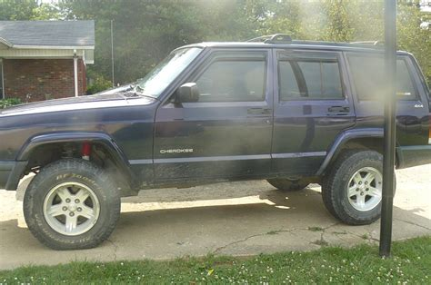 Jeep Lifts Before And After 3 Inch Lift Before And After Jeep Forum