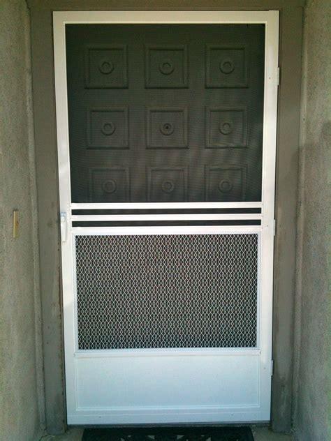 Replacement Screen For Door by Screen Door And Window Screen Repair And Replacement Simi