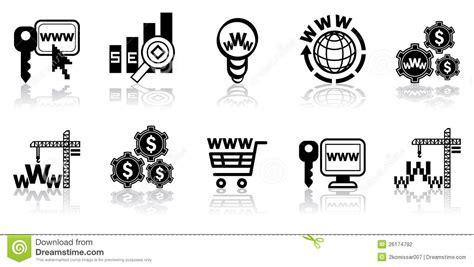 web design icon kit web design icon set stock photography image 26174792