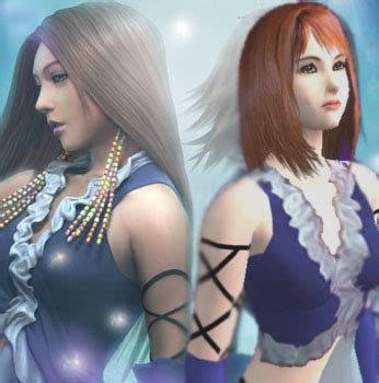 mod the sims final fantasy yuna