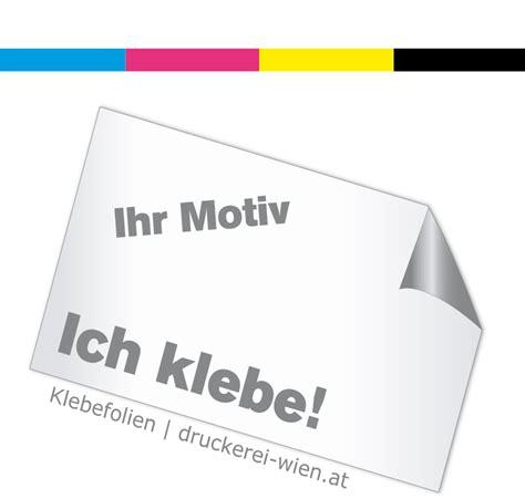 Aufkleber Druck Wien by Klebefolien
