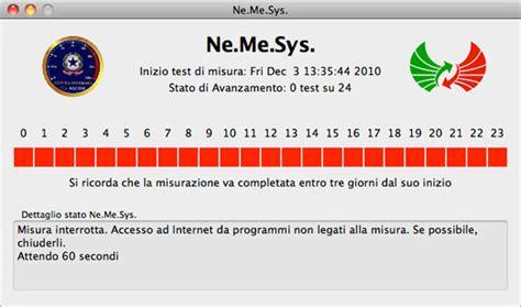 agcom test adsl misurainternet per testare in modo certificato la velocit 224
