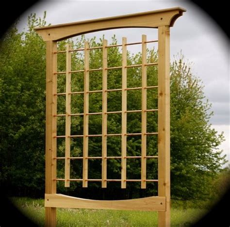 cedar copper trellis gardening landscape pinterest gardens garden ideas and backyard