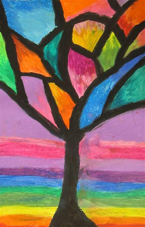 abstract art basic art 3836546787 best 25 abstract trees ideas on