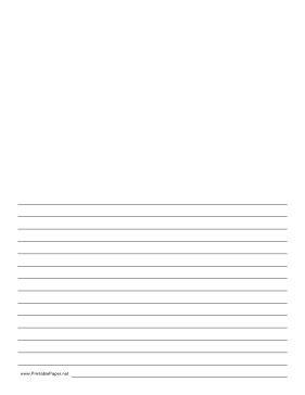 free printable half lined paper free worksheets 187 printable handwriting lines free math