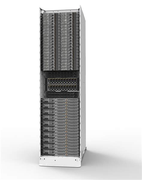 Rack Scale Architecture by Dell Shows Intel S Rack Scale Architecture With Rsa