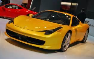 458 Italia Facts Cars Pictures Information 458 Italia 2010